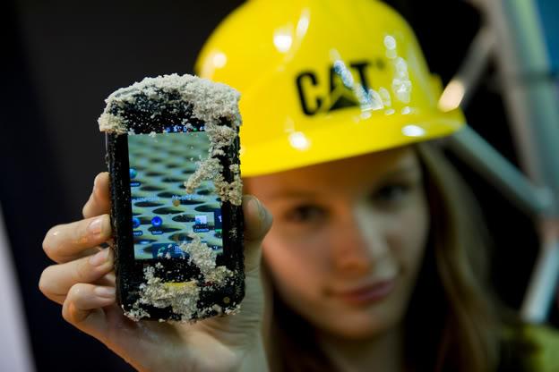 Caterpillar-ն արտադրել է աշխարհի ամենադիմացկուն սմարթֆոնը
