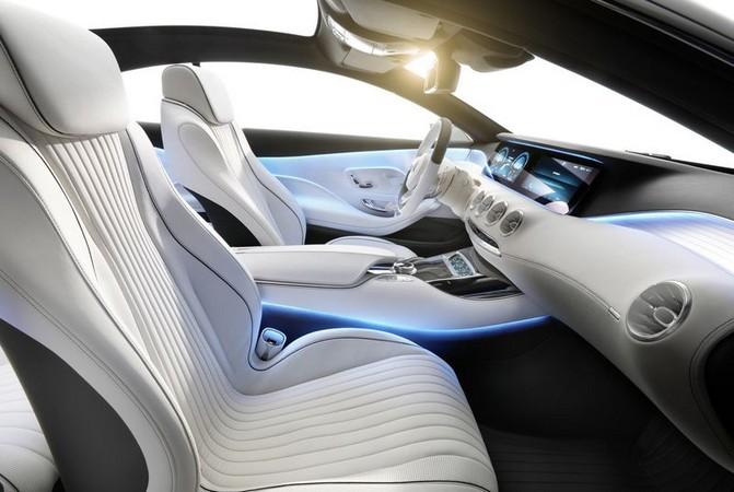 LG և Mercedes ընկերությունները ավտոմեքենայի անվտանգության նոր համակարգ են մշակում