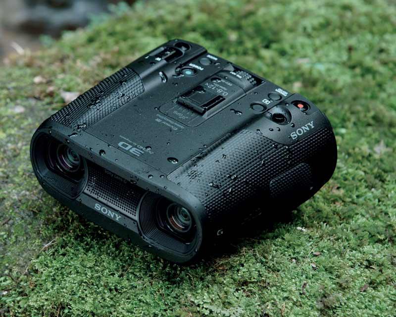 Sony-ին ներկայացրել է DEV-50V թվային հեռադիտակը