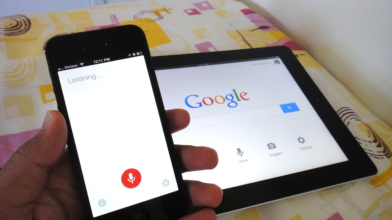 Google Search iOS հավելվածն ավելի «խելացի» է դարձել