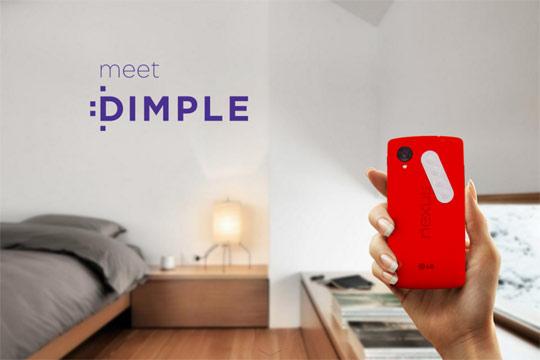 Indiegogo հարթակում ներկայացվել են սմարթֆոնի համար նախատեսված կպչուն կոճակներ