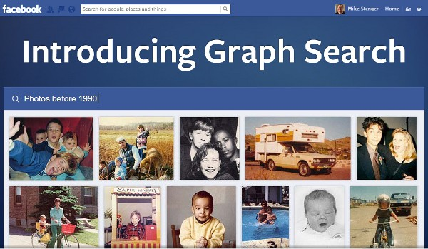 Facebook-ը սոցցանցի բջջային տարբերակում փորձարկում է Graph Search ծառայությունը