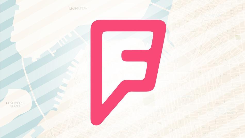 Foursquare-ը փոխում է տարբերանշանն ու արգելում չեքինները