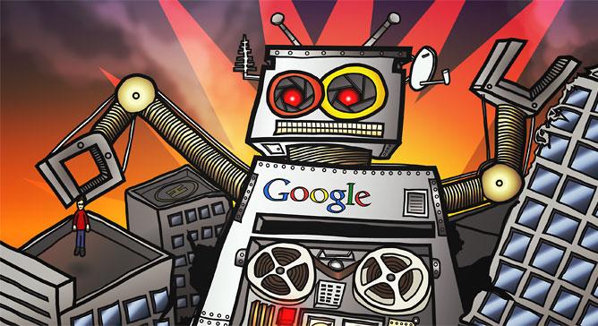 Google-ը սթարթափ է գնել և աշխատանքի է վերցրել ամբողջ աշխատակազմին, բացի մի աղջկանից