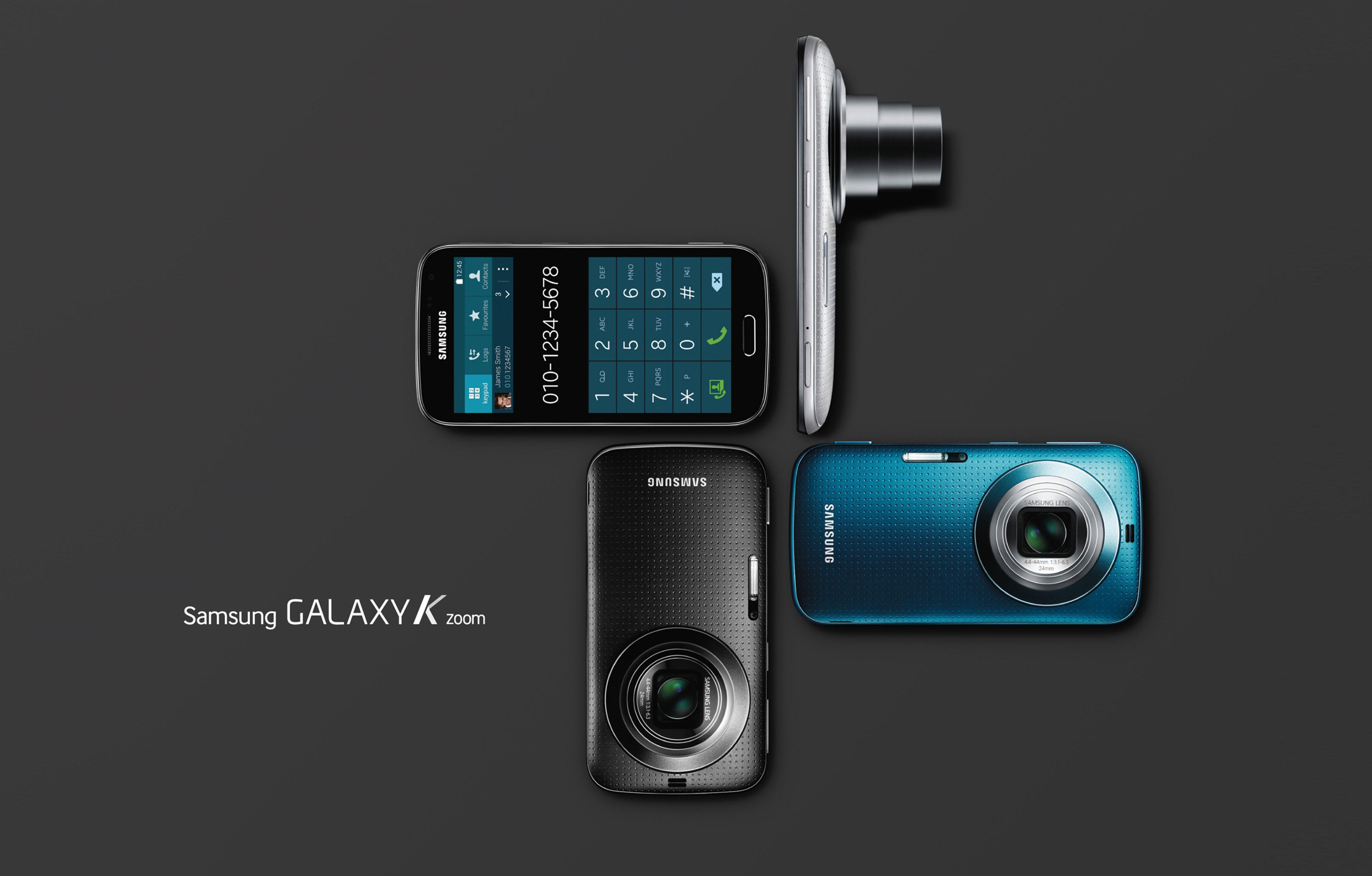 Ներկայացվել է Samsung Galaxy K zoom սմարթֆոնը