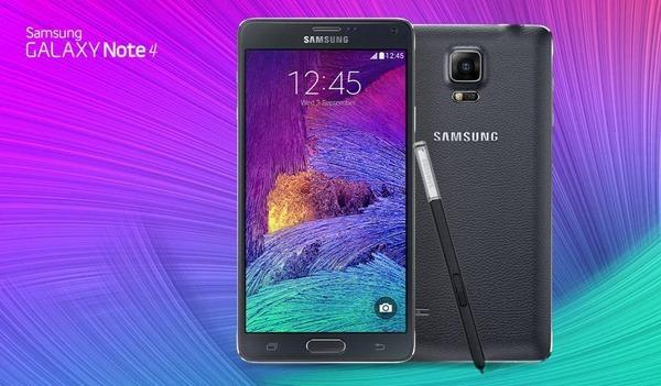 Samsung-ը ներկայացրել է Galaxy Note 4 սմարթֆոնը