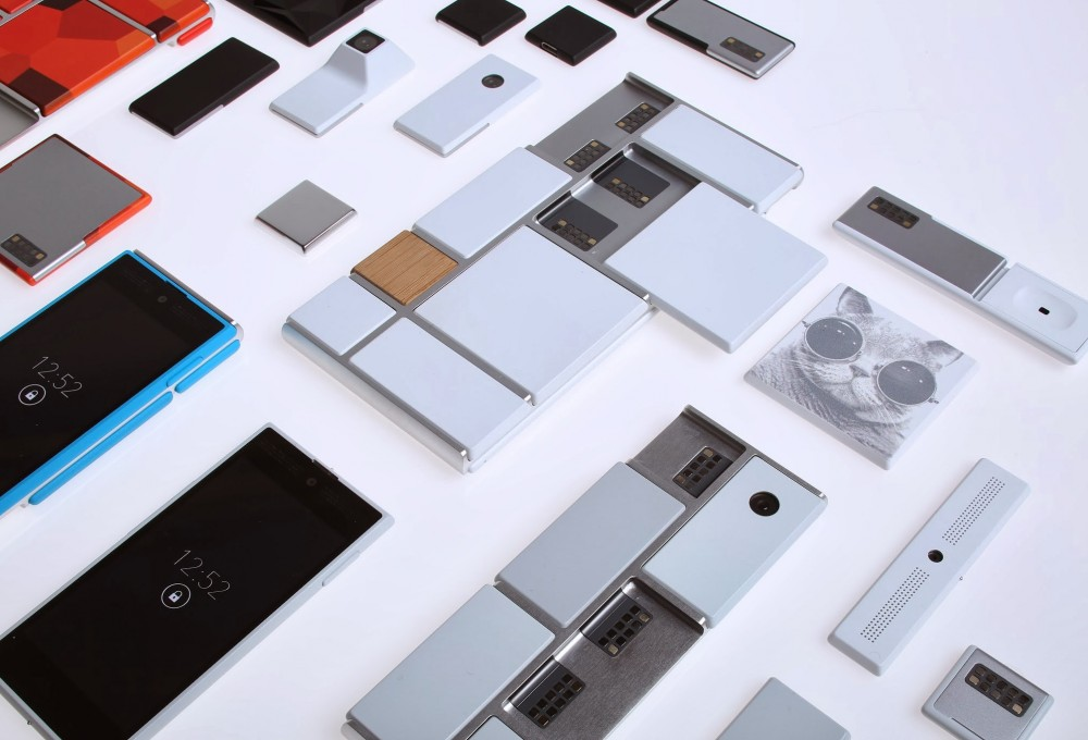 Google-ի մոդուլային սմարթֆոնները վաճառքում կհայտնվեն 2015 թվականին