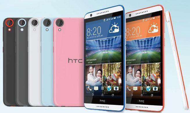 Ներկայացվել է HTC Desire 820s սմարթֆոնը