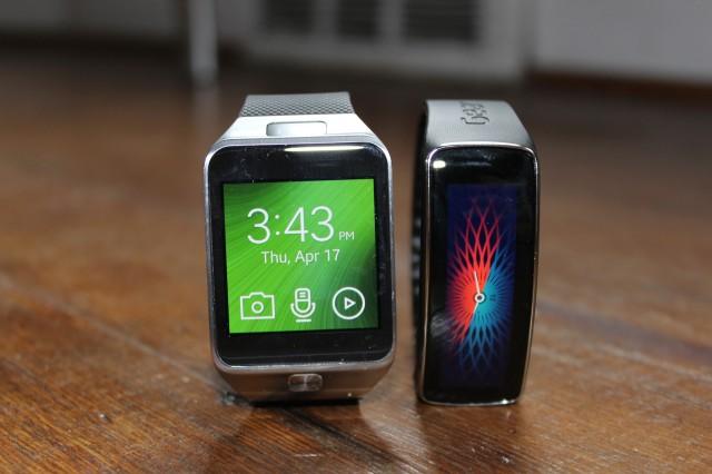 Samsung-ը ևս մեկ «խելացի» ժամացույց է ներկայացնելու