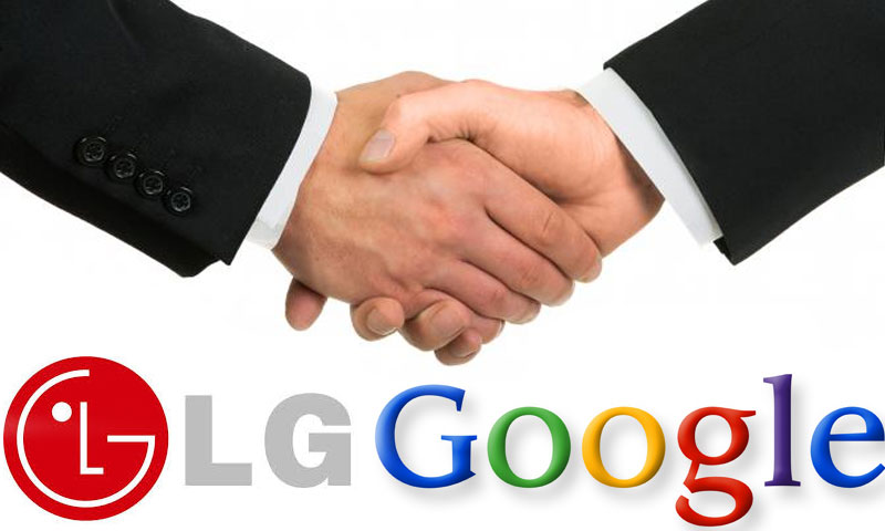 LG և Google ընկերությունները երկկողմանի լիցենզավորման համաձայնագիր են ստորագրել