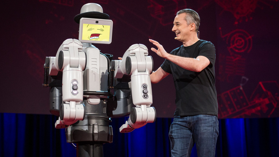 Էդի ռոբոտը կստիպի Ձեզ հավատալ հրաշքներին