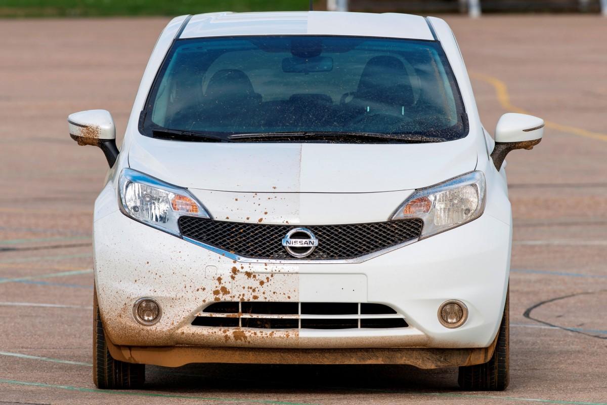 Nissan ընկերությունը ներկայացրել է աշխարհում առաջին «ինքնամաքրվող» մեքենան