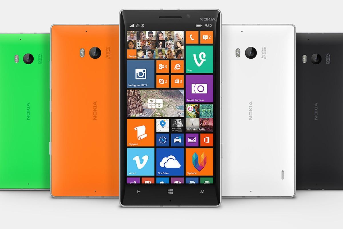 Nokia-ն ներկայացրել է Lumia սմարթֆոնների շարքը