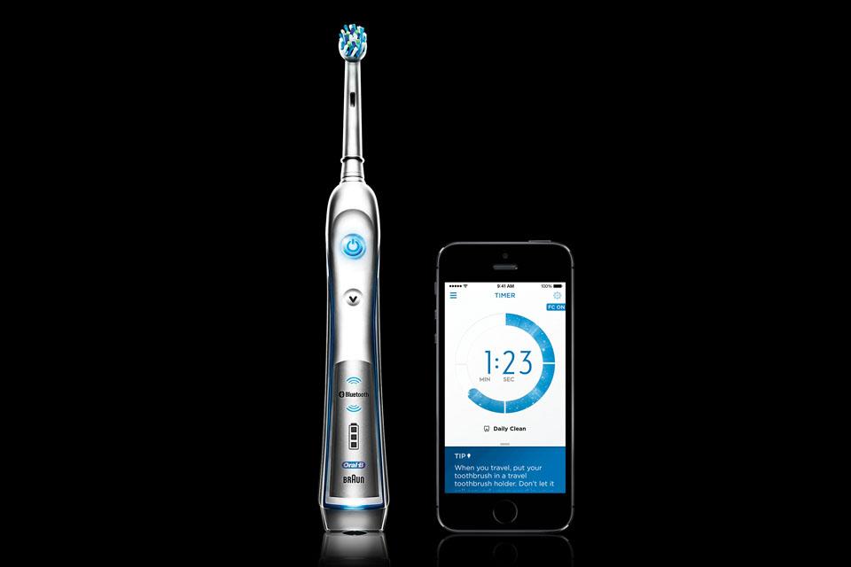 Oral-B ընկերությունը ներկայացրել է աշխարհում առաջին Bluetooth մոդուլով ատամի խոզանակը