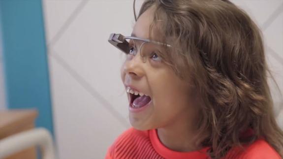 Հիվանդ երեխաները Google Glass-ի միջոցով կենդանաբանական այգի են «այցելել»
