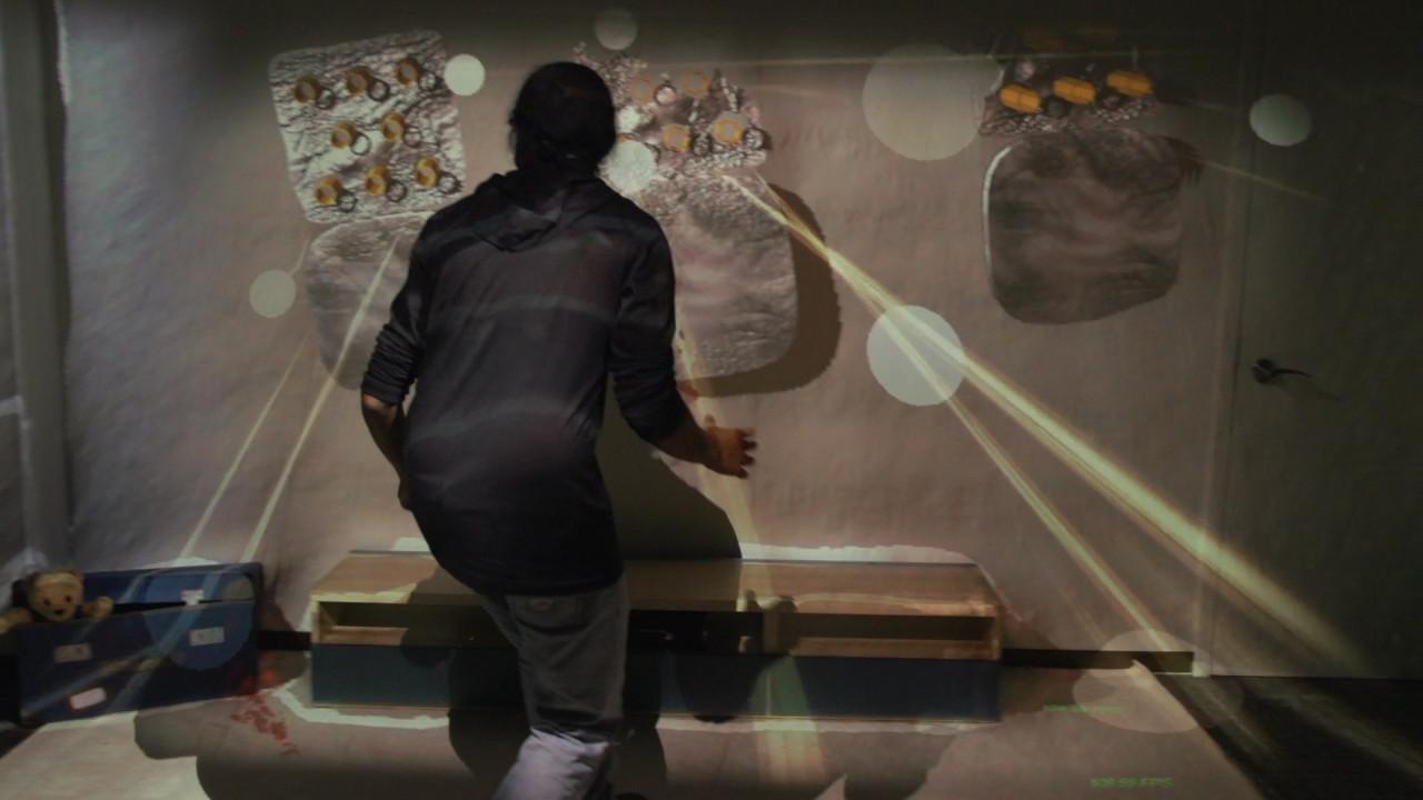 RoomAlive տեխնոլոգիան սենյակը վերափոխում է խաղային տարածքի