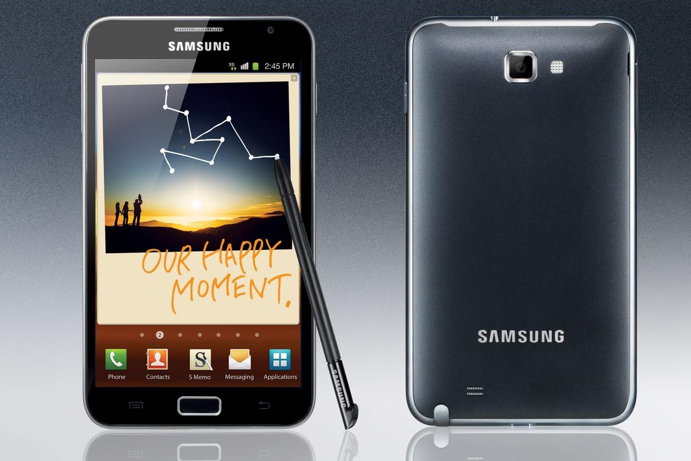 Samsung Galaxy Note 4. Ջրակայուն կորպուսով ֆաբլեթ