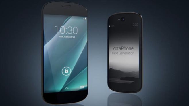 Դեկտեմբերի 3-ին կներկայացվի YotaPhone 2 սմարթֆոնը