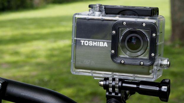 Toshiba-ն թողարկել է GoPro-ի մրցակցին