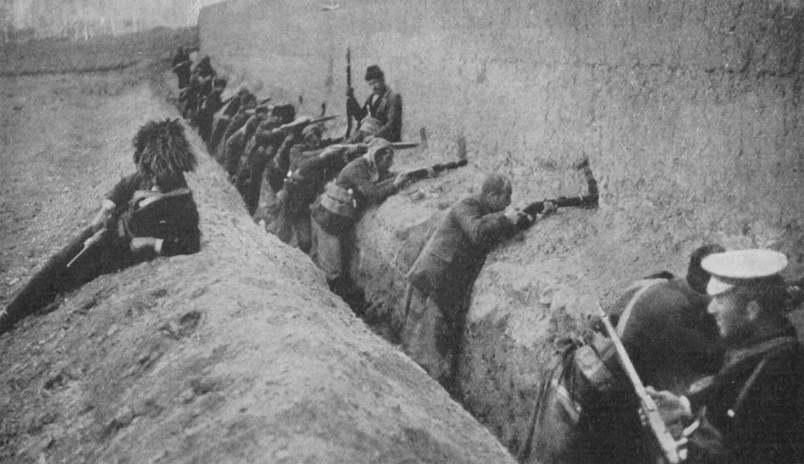 Պատերազմ. Ցեղասպանություն և տարհանում. 1922թ. Յակոբ Քյունցլերի կողմից հայ որբերի տարհանումն Օսմանյան կայսրությունից