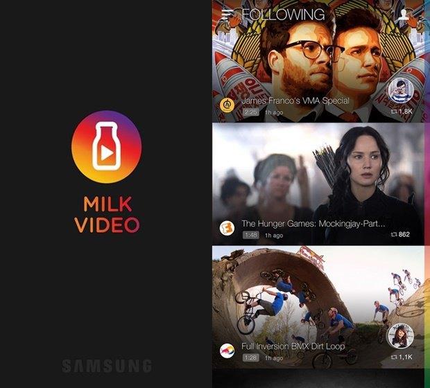 Samsung-ը թրենդային տեսահոլովակներ որոնելու համար նախատեսված հավելված է թողարկել