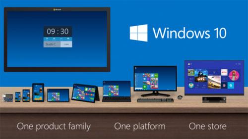 Microsoft-ը ներկայացրել է Windows 10 օպերացիոն համակարգը