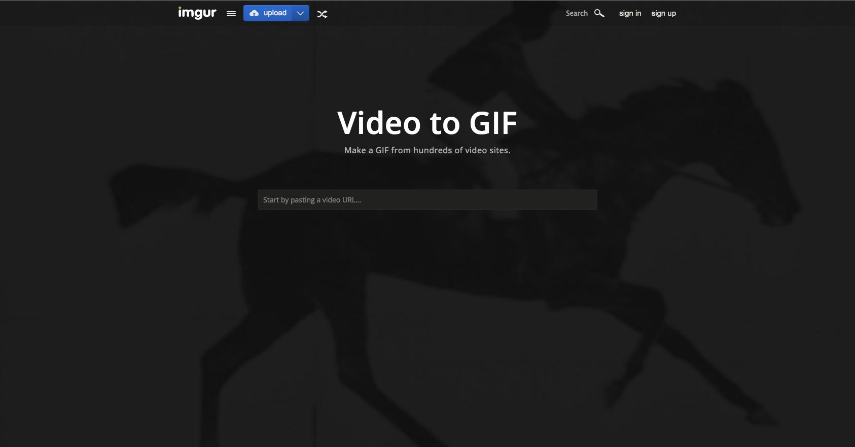 Imgur-ը GIF նկարներ ստեղծելու համար նախատեսված գործիք է թողարկել
