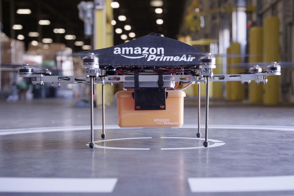 Amazon-ը շարունակում է անօդաչու թռչող սարքերի փորձարկումը