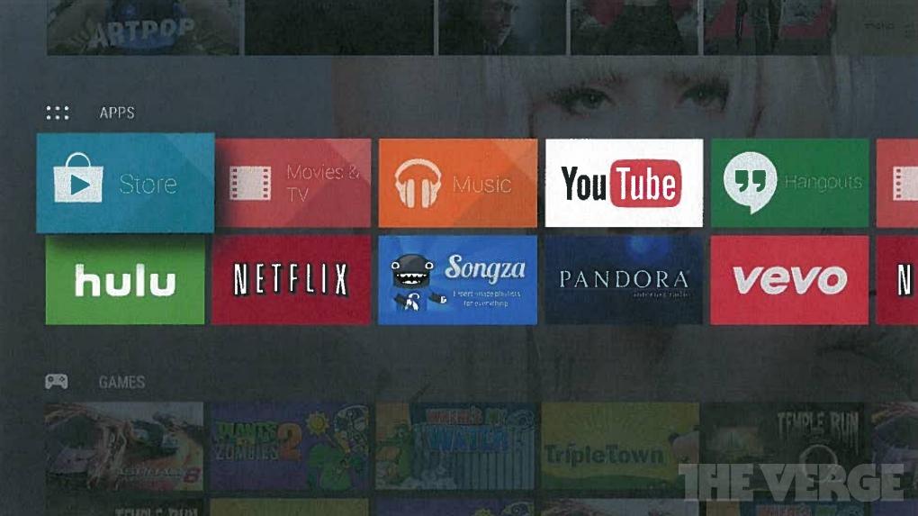Google-ը զբաղվում է Android TV ծրագրի մշակմամբ