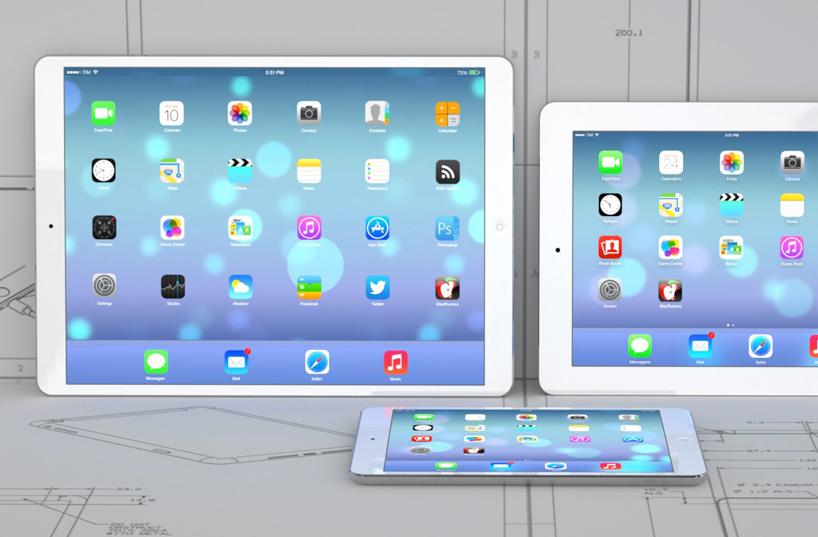 Apple-ը հաջորդ շաբաթ կներկայացնի iPad-ի նորացված շարքը