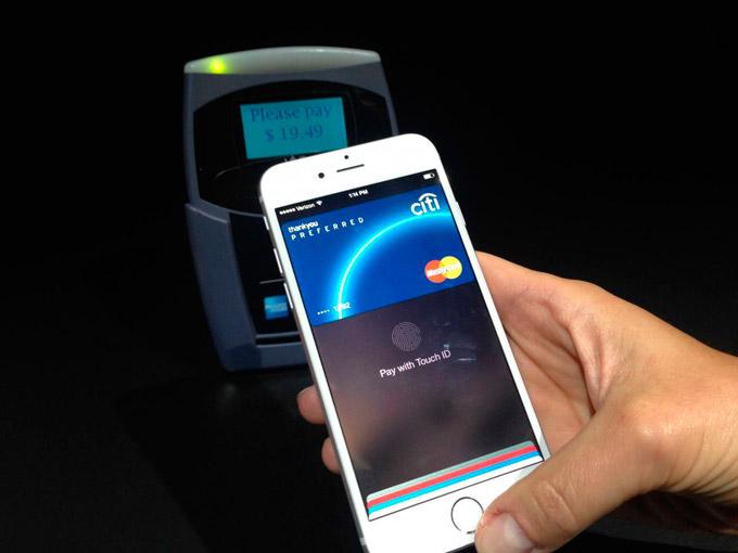 72 ժամվա ընթացքում Apple Pay համակարգում ավելի քան 1 մլն վճարային քարտ է ակտիվացվել
