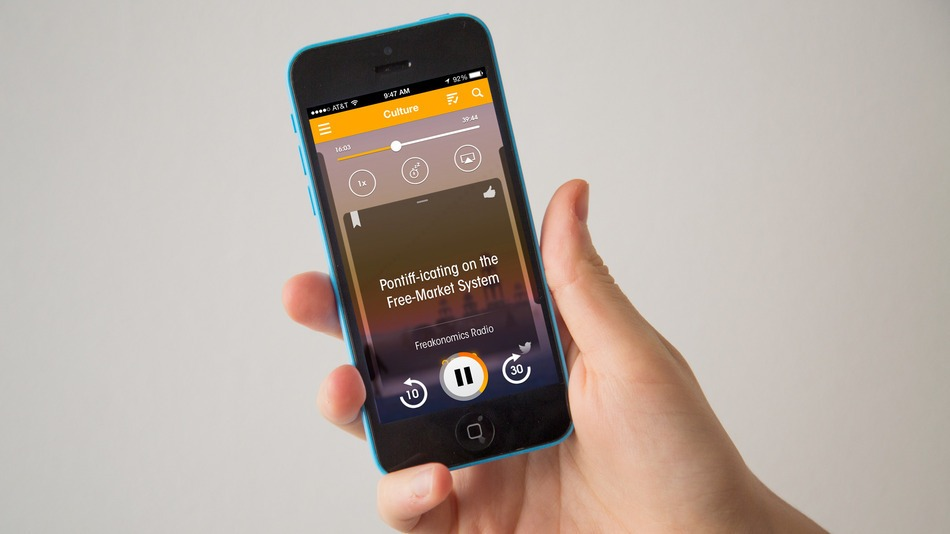 Apple-ը գնում է Swell ռադիոծառայությունների սթարթափը
