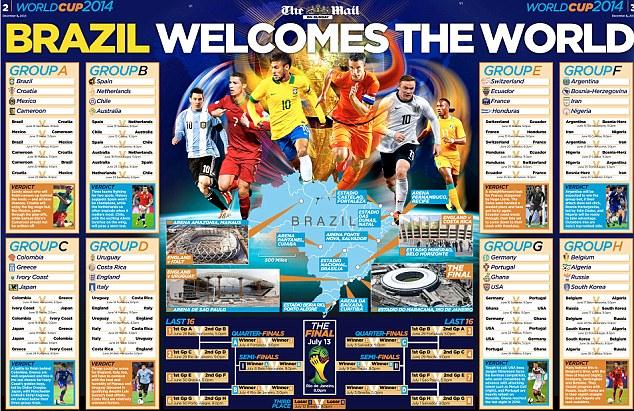 Google Calendar-ում ավելացրեք Ֆուտբոլի Աշխարհի Առաջնության խաղերի ցանկը