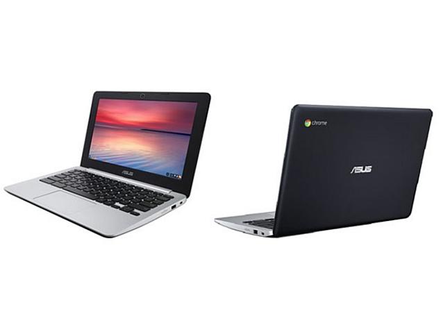 Asus ընկերությունը ներկայացրել է C200 և C300 նոր քրոմբուքները
