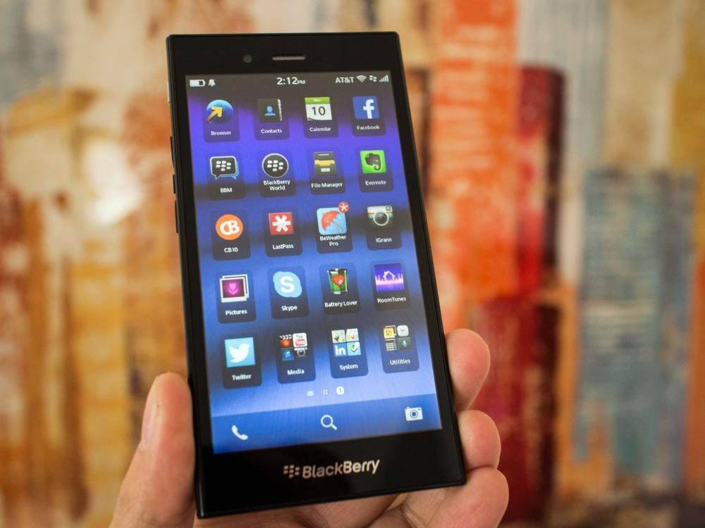 BlackBerry Rio. Հայտնի են սմարթֆոնի տեխնիկական հատկությունները