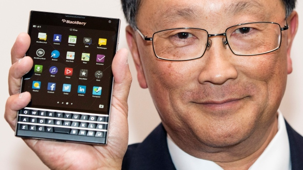 BlackBerry-ն քառակուսի դիսփլեյով սմարթֆոն է ներկայացրել