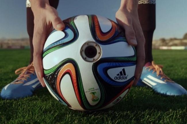 Adidas-ը Աշխարհի Գավաթի գնդակը զրահում է HD-տեսախցիկներով