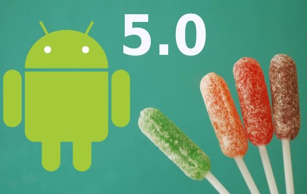 Առաջին անակնկալը Android 5.0 Lollipop-ում