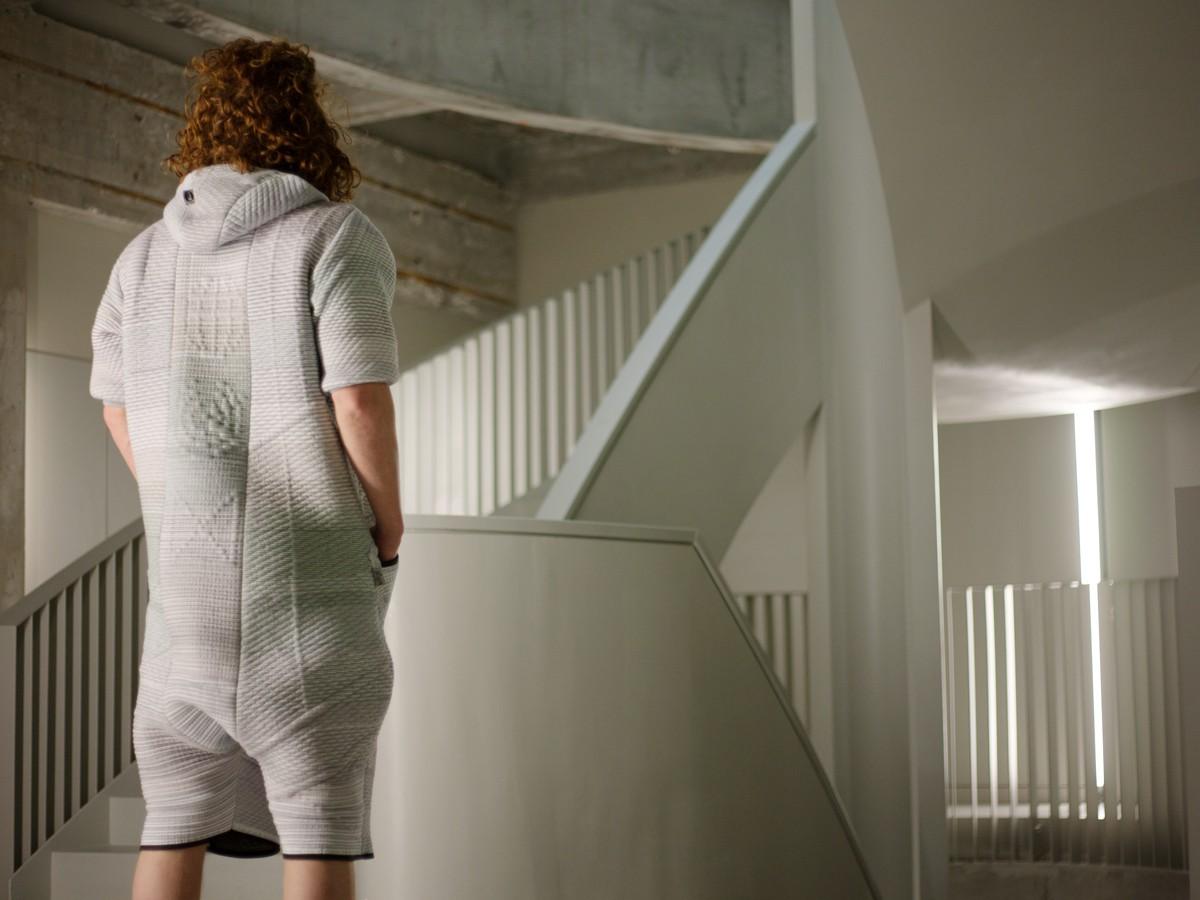 «Խելացի» հագուստ, որը մարդուն դարձնում է Wi-Fi միացման կետ