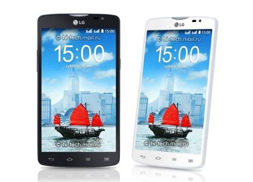 LG-ն ներկայացրել է ոչ թանկարժեք LG L80 Android-սմարթֆոնը