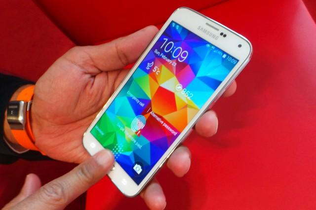 Samsung Galaxy S5-ի բիոմետրիկ պաշտպանության համակարգը հնարավոր է շրջանցել