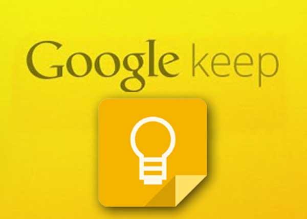 Google Keep-ը համալրվել է գրառումներով կիսվելու ֆունկցիայով