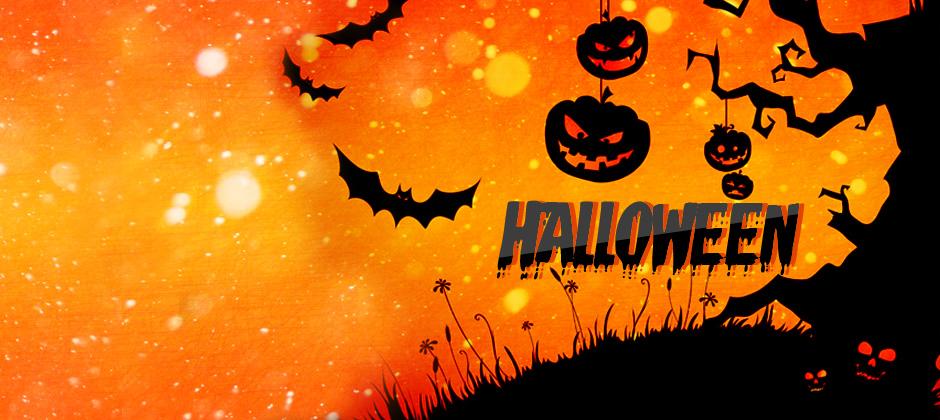 Պատրաստվում ենք Halloween-ին
