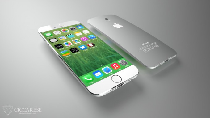 Համացանցում հայտնվել է iPhone 6-ի հետին մասի պատկերը