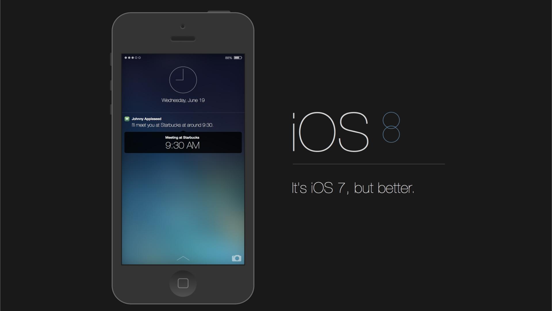 Apple բջջային սարքերի 52%-ն աշխատում է iOS 8 օպերացիոն համակարգով