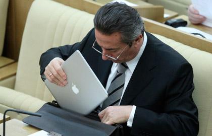 Ռուս պաշտոնյաներին արգելվում է օգտվել iPad-ից