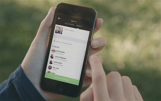 Instagram-ի անձնական հաղորդագրություններից օգտվում է օգտատերերի 25%-ը