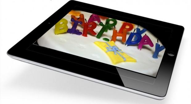 iPad-ը 4 տարեկան է