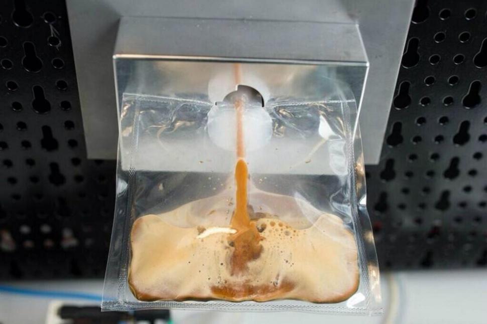 ISSpresso սուրճի ապարատը տաք ըմպելիքով կապահովի տիեզերական կայանները