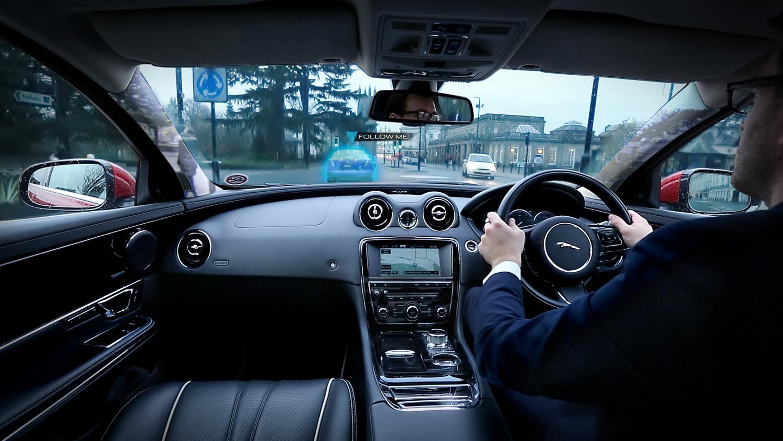 Virtual Urban Windscreen համակարգը 360 աստիճանի տեսանելիություն է ապահովում ավտոմեքենայում